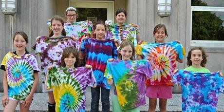 Tie Dye with the Girl Scouts! tickets