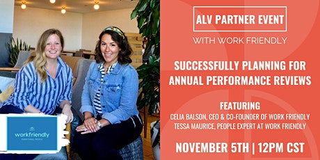 Successfully Planning for Annual Performance Reviews tickets