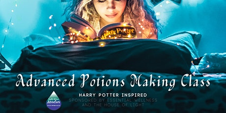Advanced Potions Making Class (Harry Potter Inspired) tickets