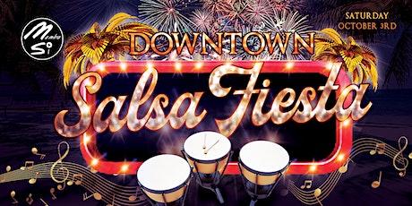 Downtown Salsa Fiesta tickets