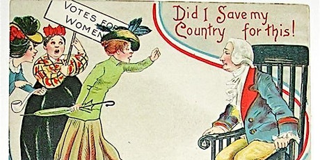 Women Against the Vote: The Anti-Suffrage Movement - FREE Livestream tickets