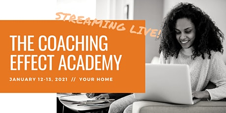The Coaching Effect Academy by EcSell Institute, January 2021 tickets