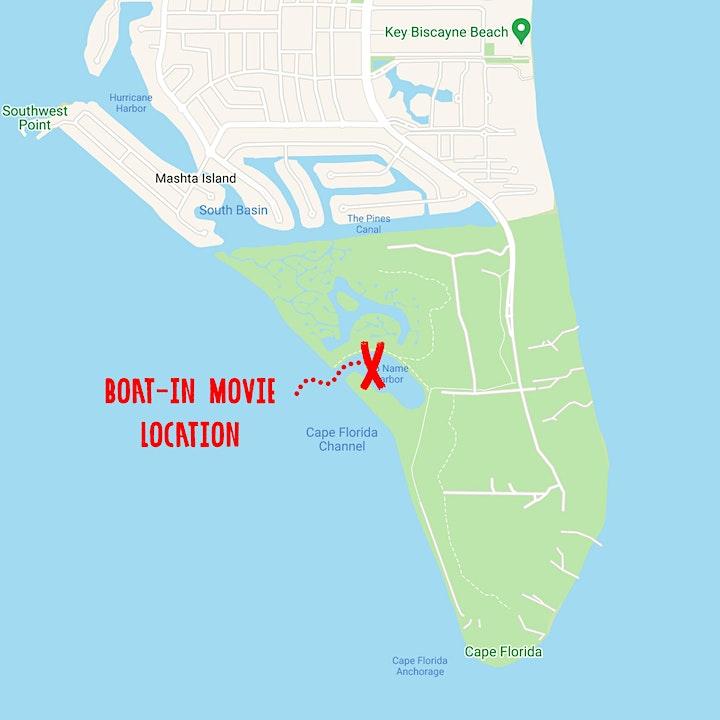 Ballyhoo Media Presents: Boat-in Movies - Jumanji (ONLAND ZONE AVAIL) image
