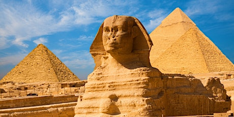 Pyramids, Dynasties and Power: Ancient Egypt Virtual Tour tickets