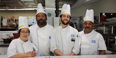 ONLINE Information Session - Culinary Skills (Preparatory Training) Program tickets