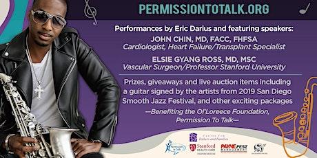 Jazz Concert & Education - Men, Medicine & Music tickets
