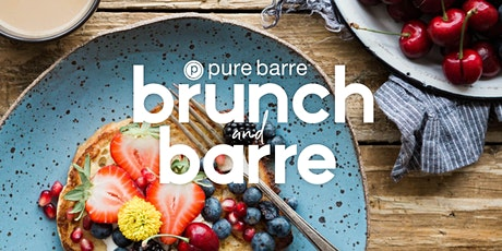 Pure Barre x Brunch at FROTH tickets