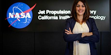 NASA Engineer, Diana Trujillo:  A Mission to Lead (FREE) Webinar tickets
