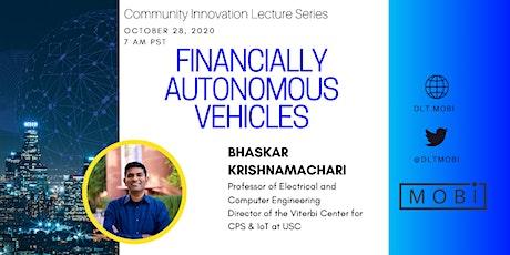 MOBI Community Innovation Lecture with Bhaskar Krishnamachari tickets