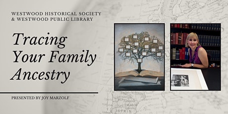 Tracing Your Family History tickets