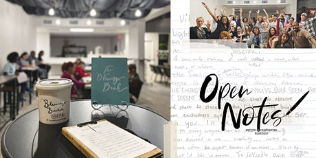 Open Notes Writing & Performing Workshop tickets