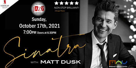 Matt Dusk tickets