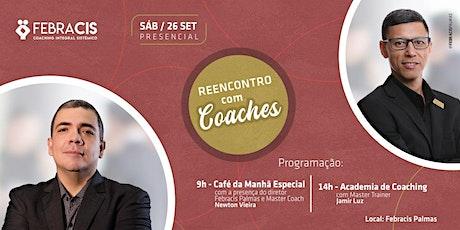 Reencontro de Coaches ingressos
