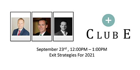 Club E Digital With Chad Johnson, Dean Willer and Ben Hangge tickets