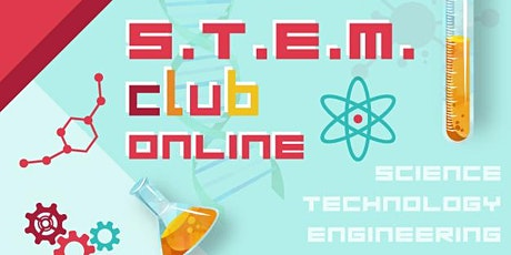 S.T.E.M. Club Registration (November and December) billets