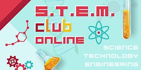 S.T.E.M. Club Registration (November and December) billets