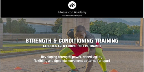 Free Strength & Conditioning Training  Session in Bracknell tickets