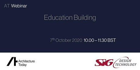 Designing Education Buildings to support long-term estate strategies tickets