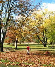 Autumn Park  and Play tickets