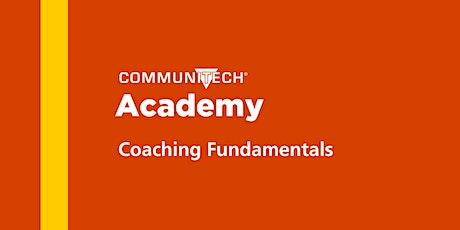 Communitech Academy: Coaching Fundamentals - Winter 2021 tickets