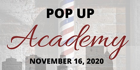 Wahl Pop Up Academy---Chicago, IL tickets
