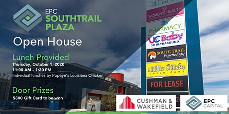 SouthTrail Plaza Open House Tour tickets
