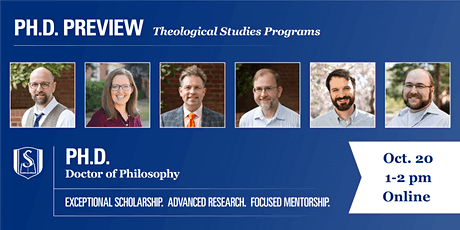 SEBTS Preview - Ph.D. Programs in Theological Studies tickets