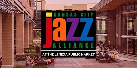The Kansas City Jazz Alliance  on the LoCo tickets