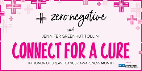 Connect for a Cure - Zero Negative's Annual Positive Pink Party! tickets