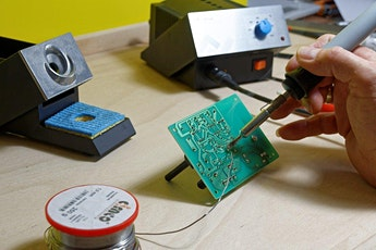 Soldering for Beginners tickets
