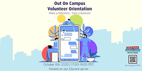 Out On Campus Volunteer Orientation tickets