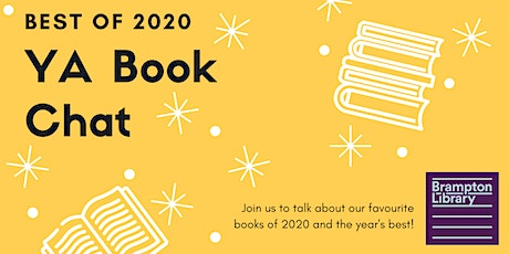 Best of 2020 YA Book Chat tickets