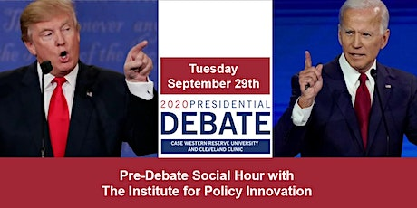 Presidential Debate Pre-Game Social Hour tickets