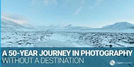 A 50-year Journey in Photography Without a Destination tickets
