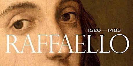 美的天使—拉斐尔逝世500周年纪念 tickets