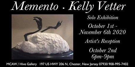 Memento • Kelly Vetter Solo Exhibition tickets