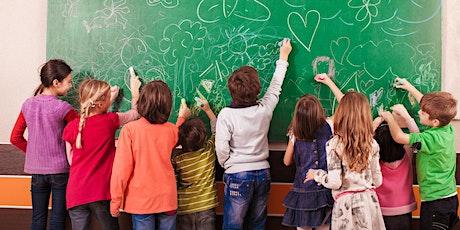 Rapporto scuola - famiglia (6-11 anni) biglietti