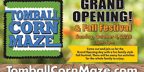 Grand Opening | Fall Festival tickets