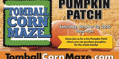 Tomball Corn Maze | Pumpkin Patch tickets