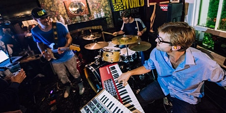 Tom Braggins Trio - Live Gig tickets