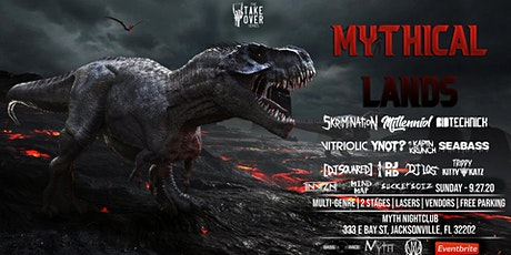 Mythical Lands at Myth Nightclub | Sunday, 09.27.20 tickets