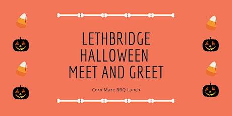 Lethbridge MFRC Halloween Meet and Greet tickets