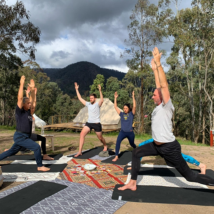 Nurtured by Nature  - May Walking Wellness Retreat -  Blue Mountains image