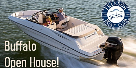 Freedom Boat Club Buffalo | Open House! tickets