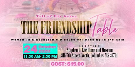 The Friendship Table 2020 tickets