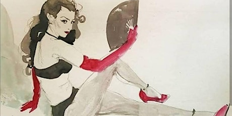Thamesmead Life drawing with Stephanie tickets