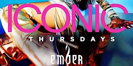 ICONIC Thursdays tickets