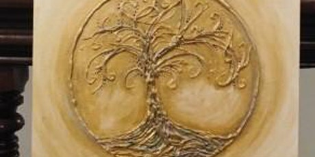 The Tree of Life- Hot Glue and Acrylics Class at Soule' Studio tickets
