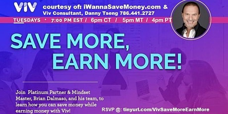 Financial Freedom w/ a RECESSION-PROOF, HOME-BASED Biz (iLuvSavingMoney.com tickets