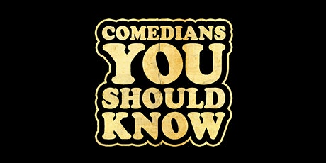 Comedians You Should Know (CYSK) at Old Grounds Social  9/25/20 tickets